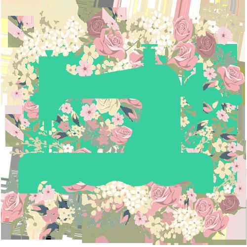 logo cu background flori1