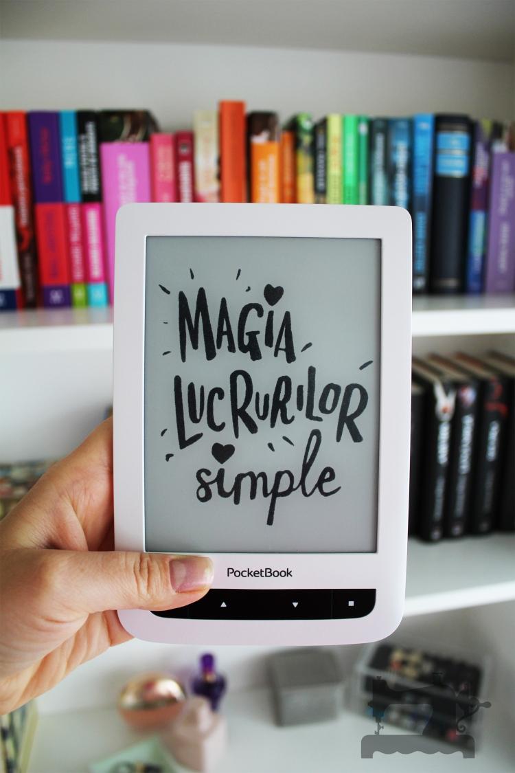Magia lucrurilor simple - Estelle Laure