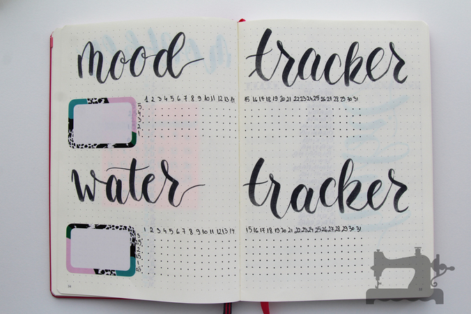 Bullet Journal – set-up pentru luna August11