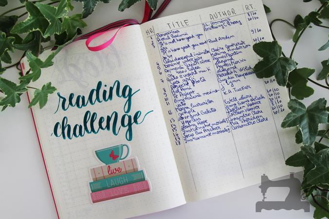 bullet journal new pink10