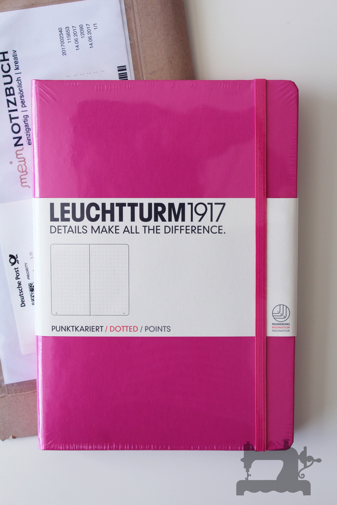 bullet journal new pink9