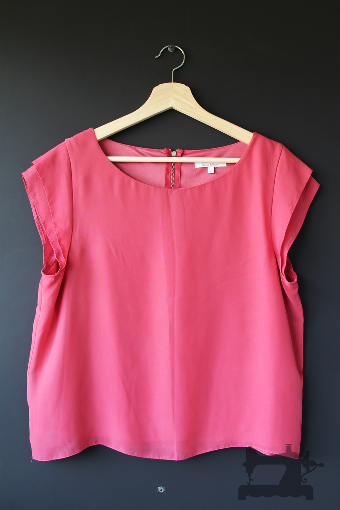 bluza roz si bluza rosie 1