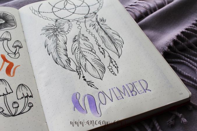 bujo november7