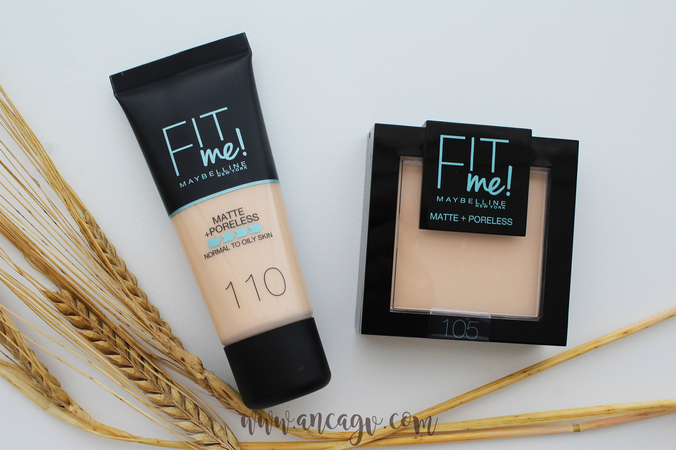 Maybelline Fit Me Matte & Poreless5