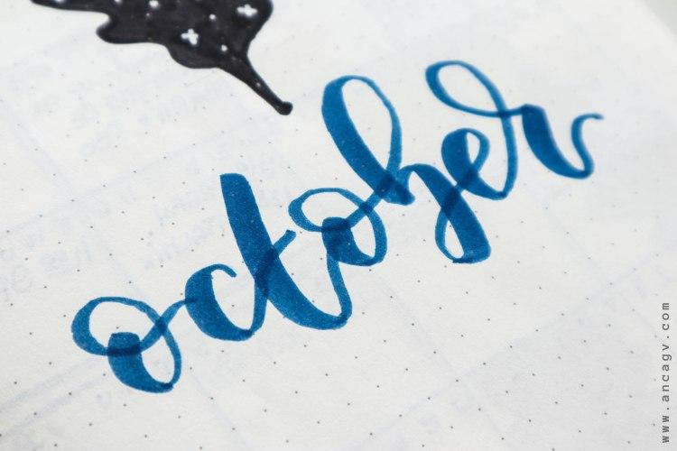 Bullet-Journal-–-set-up-for-October-2019-10